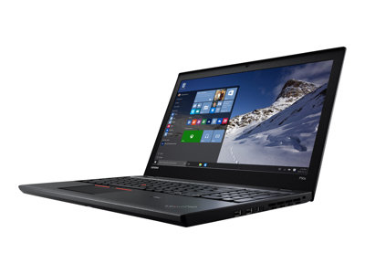 Lenovo ThinkPad P50s 15.6' I7-6500U 8GB 256GB NVIDIA Quadro M500M / Graphics 520 Win7 Pro 64-bit