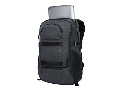 Targus Urban Explorer Notebook carrying backpack 15.6INCH charcoal gray