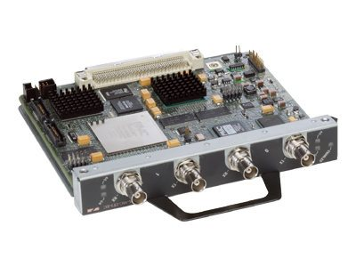 Cisco 2-Port Multichannel Enhanced Capability Port Adapter - expansion  module - 2 ports - refurbished