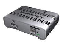 Matrox Graphics eXpansion Module DualHead2Go Digital ME video converter DisplayPort -