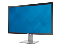 "Dell UltraSharp UP3216Q - LED monitor - 32"" (31.5"" viewable) - 3840 x 2160 4K UHD (2160p) - IPS - 300 cd/m² - 1000:1 - 6 ms - HDMI (MHL), DisplayPort, Mini DisplayPort - black - with 3-Years Advance Exchange Service"