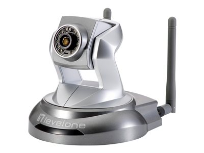 LevelOne WCS-6050 Network surveillance camera color (Day&Night) 5 MP 2560 x 1920