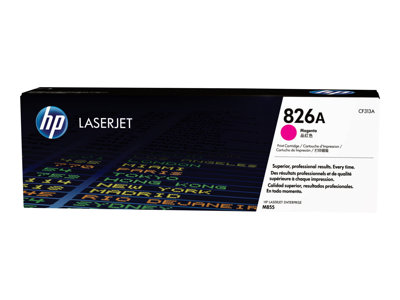 HP 826A Magenta original LaserJet toner cartridge (CF313A)