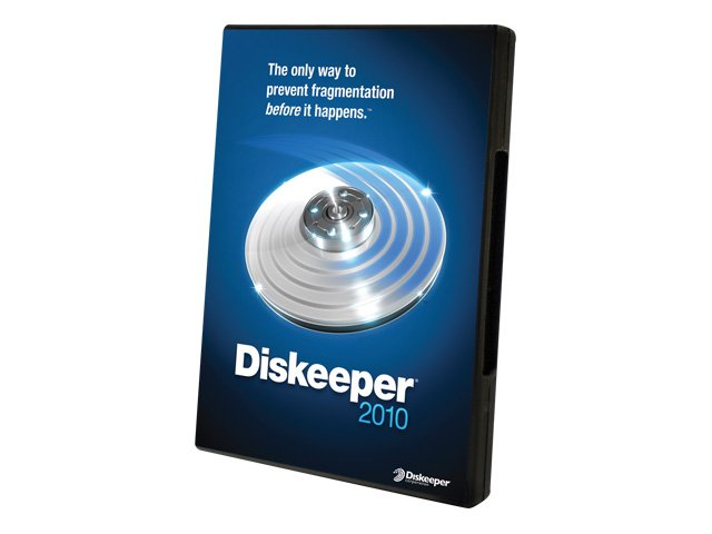 Diskeeper 2010 Professional Edition - maintenance (3 years) - 1 workstation