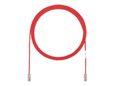 Panduit TX6-28 Category 6 Performance - patch cable - 30 m - red