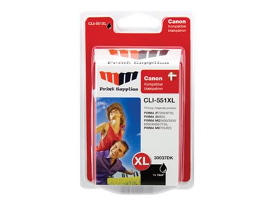 Black Inkjet Cartridge (CLI-551BKXL)