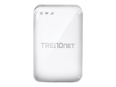 TRENDnet TEW-817DTR AC750 Wireless Travel Router - Wireless Router - GigE - 802.11a/b/g/n/ac - Dual-Band