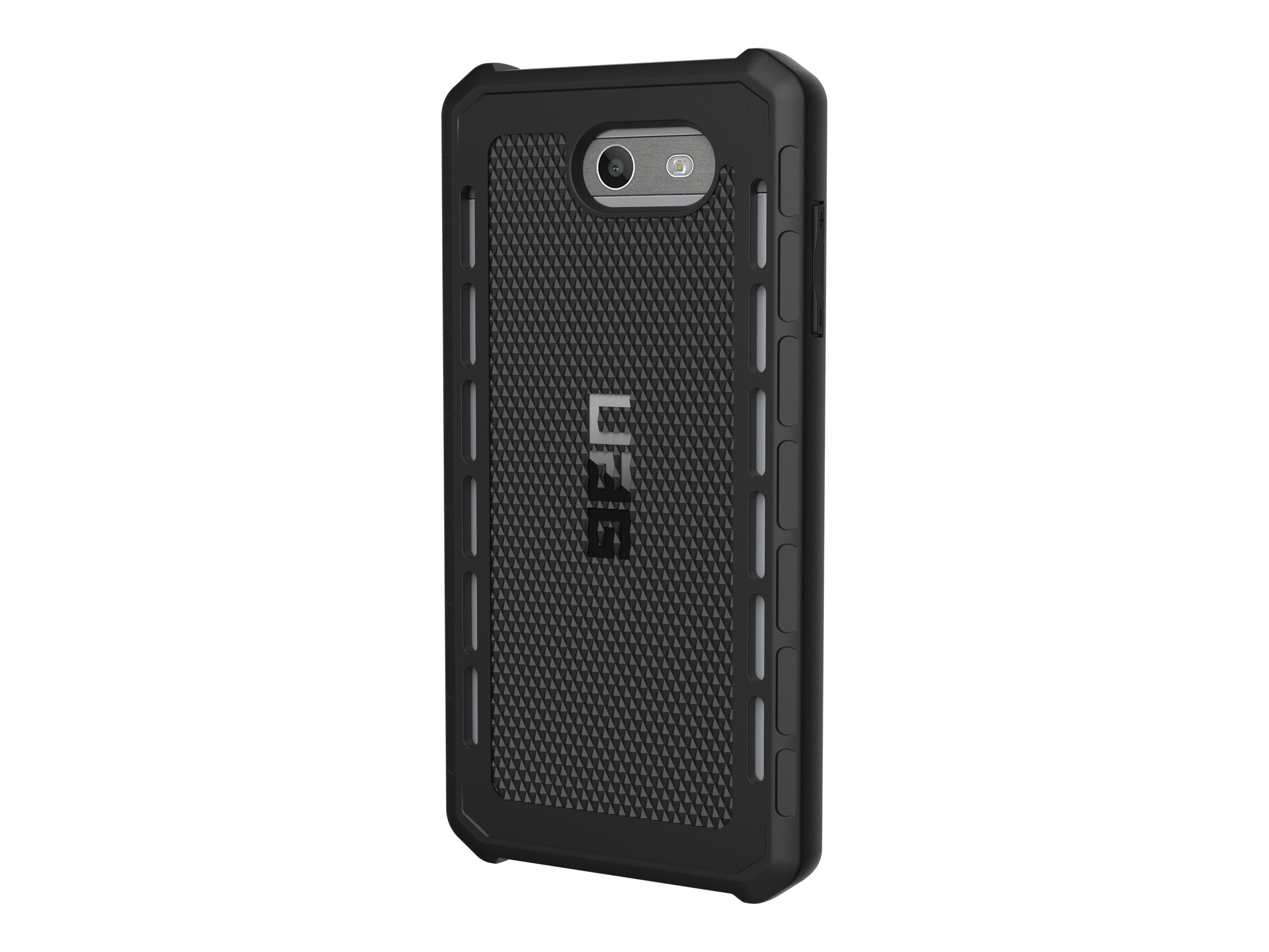 UAG Rugged Case for Samsung Galaxy J7 (2017) - Black - back cover for cell phone