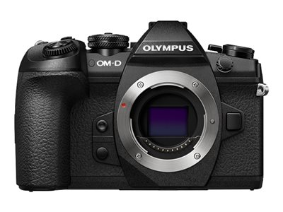 Olympus OM-D E-M1 Mark II Digital camera mirrorless 20.4 MP Four Thirds 4K / 24 fps