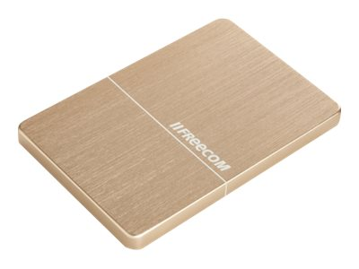 "Freecom mHDD Slim - Disque dur - 1 To - externe (portable) - 2.5"" - USB 3.0 - or espace"