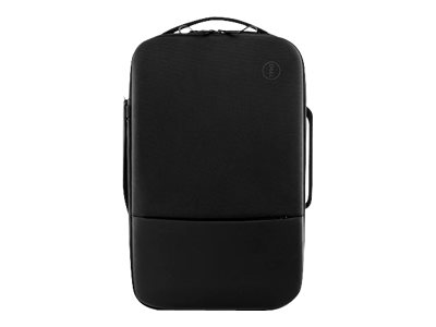 Dell Pro Hybrid Briefcase Backpack 15 notebook carrying back