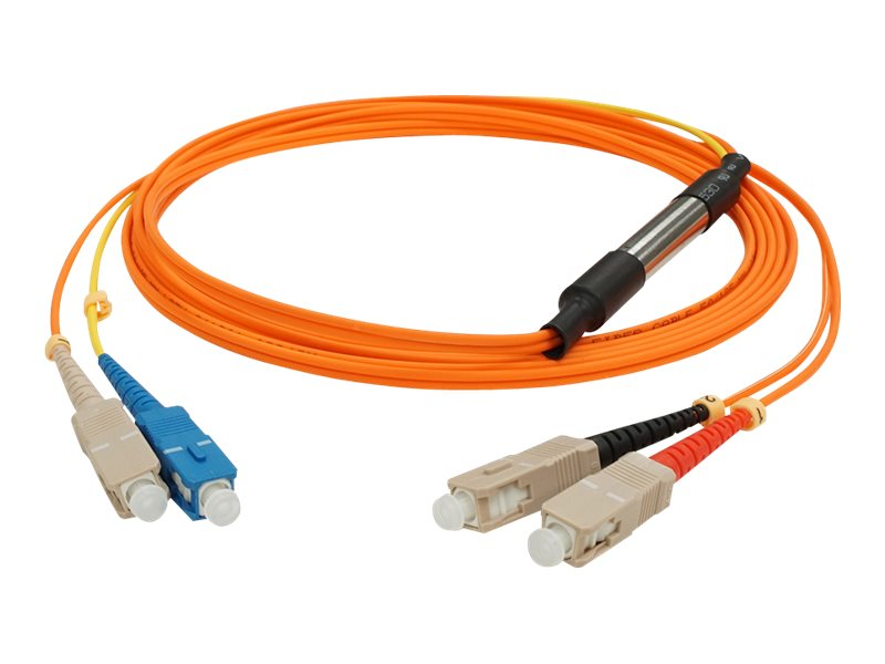 AddOn mode conditioning cable - 2 m - orange