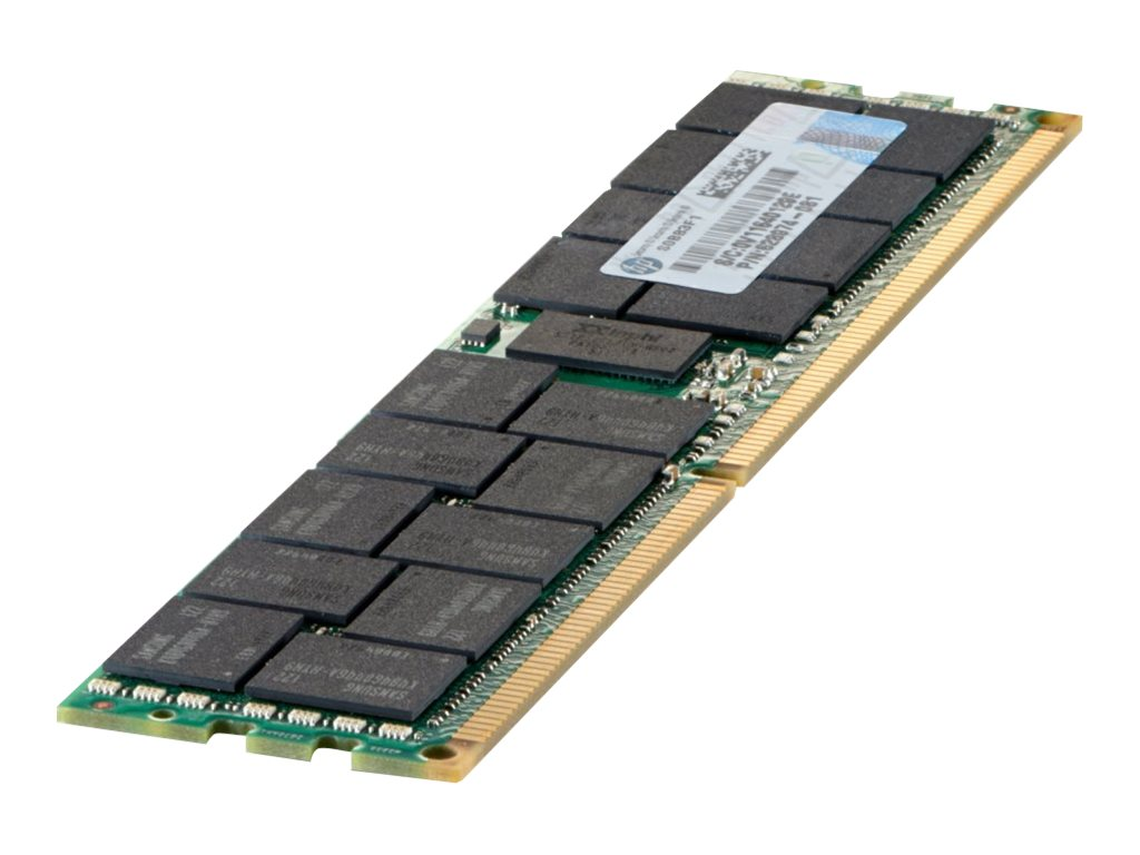HPE - DDR3 - 16 GB - DIMM 240-PIN - 1866 MHz / PC3-14900 - CL13