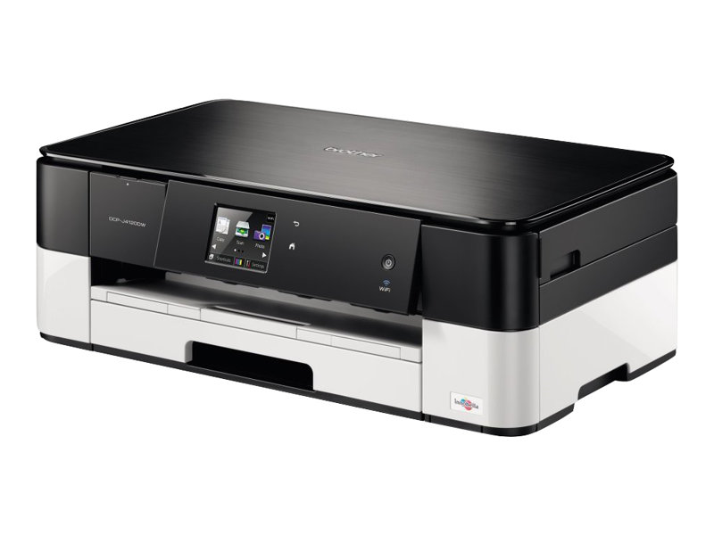 Brother DCP-J4120DW - Multifunktionsdrucker - Farbe - Tintenstrahl - 215.9 x 297 mm (Original) - A3/Ledger (Medien)