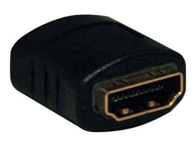 Tripp Lite HDMI Compact Gender Changer Adapter Coupler HDMI F/F