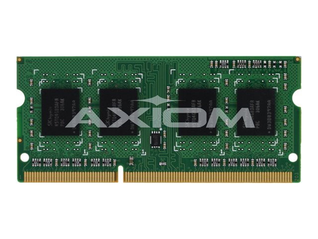 Axiom AX - DDR3L - module - 16 GB - SO-DIMM 204-pin - unbuffered