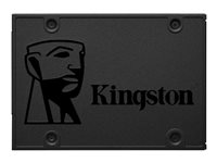 "Kingston SSDNow A400 - Solid state drive - 480 GB - internal - 2.5"" - SATA 6Gb/s"