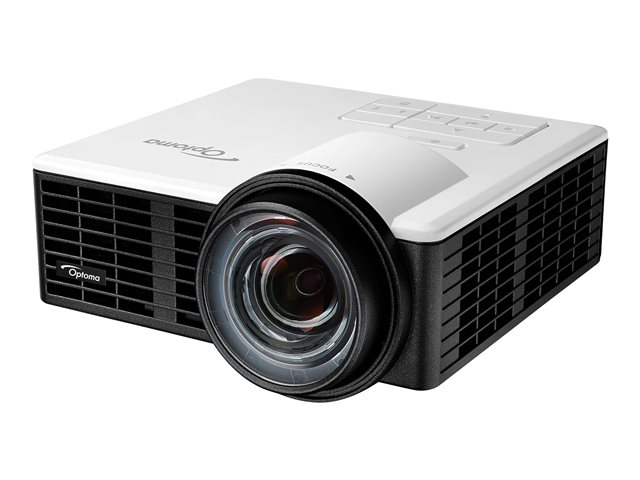 Optoma ML750ST - DLP projector - 3D