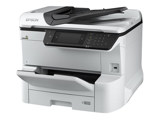 Image of Epson WorkForce Pro WF-C8610DWF - multifunction printer - colour