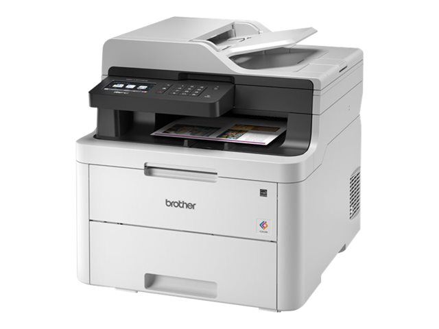 Image of Brother MFC-L3710CW - multifunction printer - colour