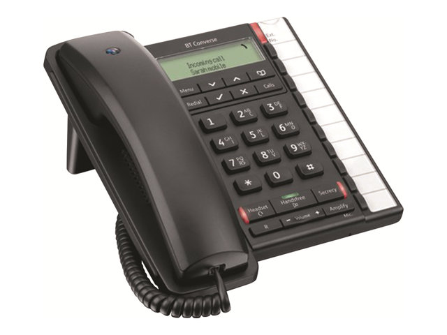 Image of BT Converse 2300 - corded phone with caller ID/call waiting