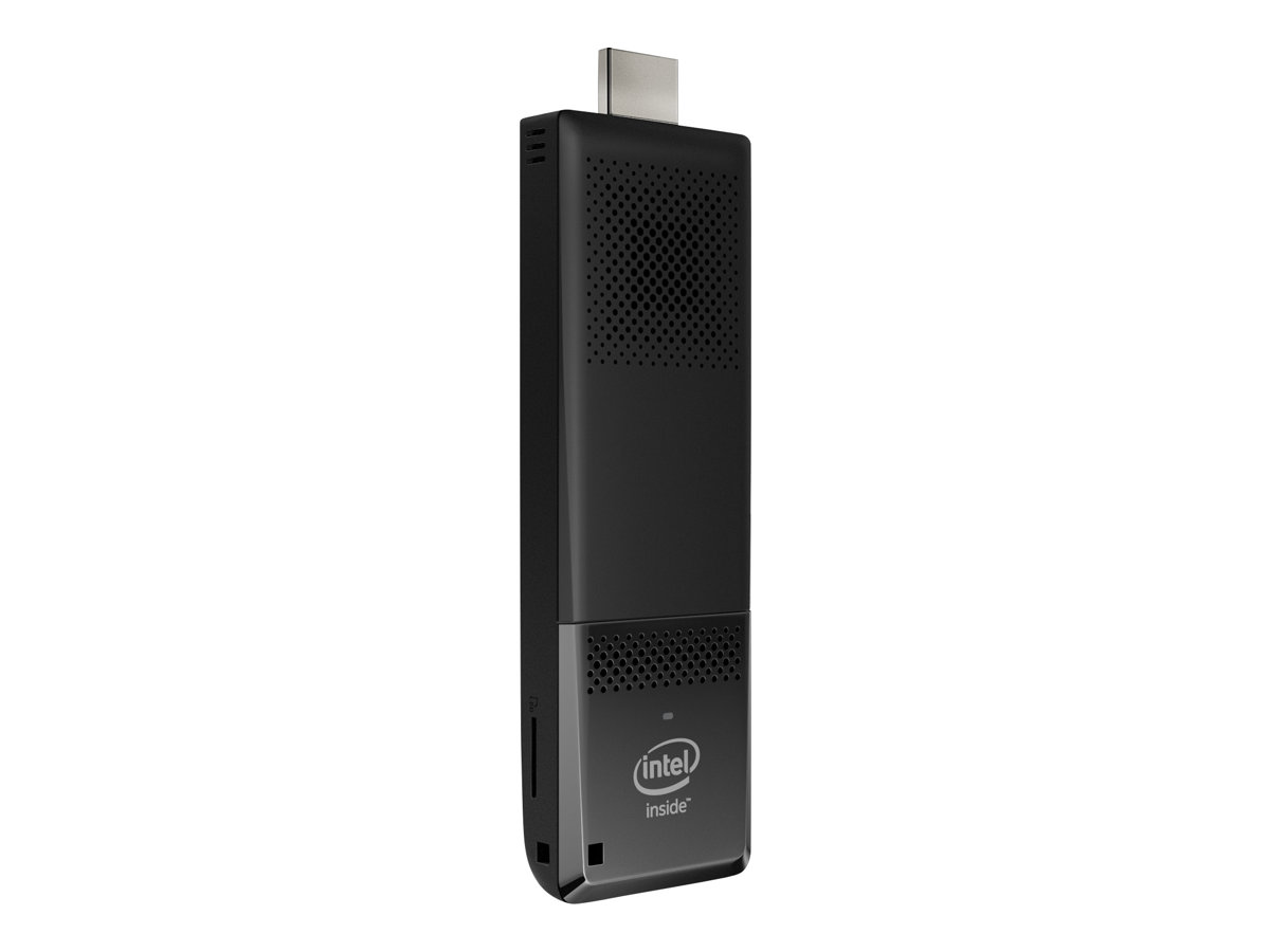 Intel Compute Stick STK1A32SC - Stick - 1 x Atom x5 Z8300 / 1.44 GHz - RAM 2 GB - Flash - eMMC 32 GB