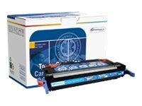 Image of Dataproducts - cyan - remanufactured - toner cartridge ( replaces HP Q6461A )