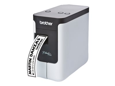 Brother P-Touch PT-P700 Label printer thermal transfer Roll (0.94 in) 180 dpi