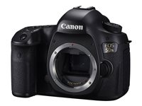 Canon EOS 5DS Digital camera SLR 50.6 MP Full Frame 1080p body only