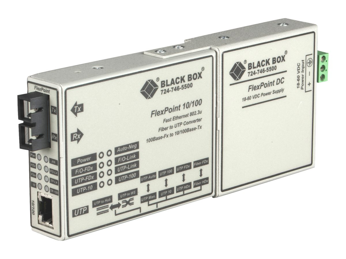 Black Box - power converter