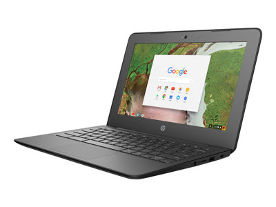 HP Chromebook 11 G6 Education Edition Celeron N3350 / 1.1 GHz Chrome OS 4 GB RAM