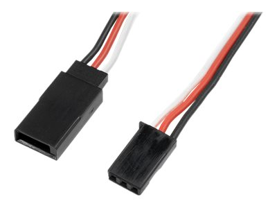 RC - Servo Extension Lead - Futaba - 22AWG / 60 Strands
