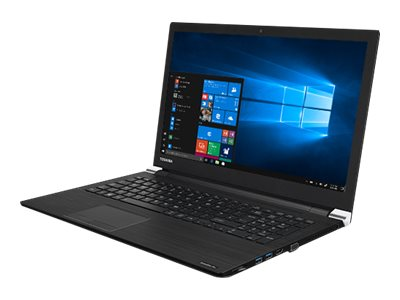 Toshiba Satellite Pro A50-E-115 - Core i5 8250U / 1.6 GHz - Win 10 Pro 64-Bit - 8 GB RAM - 256 GB SSD - DVD SuperMulti DL