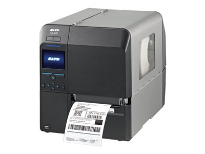 SATO CL 412NX Label printer thermal transfer Roll (5 in) 305 dpi up to 480 inch/min