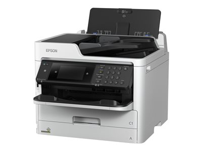 Epson WorkForce Pro WF-M5799 Supertank Multifunction printer B/W ink-jet  image