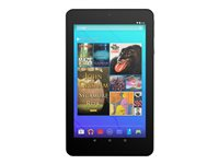 Ematic EGQ373 Tablet Android 7.1 (Nougat) 16 GB 7INCH (1024 x 600) microSD slot blac