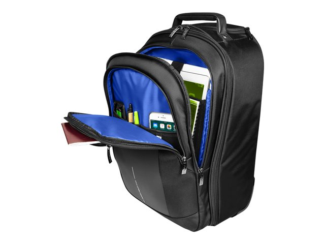 Image of PORT Chicago EVO notebook carrying backpack/trolley