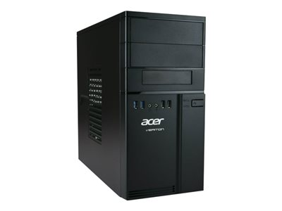 Acer Veriton M4 VM4660G MT Core i3 8100 / 3.6 GHz RAM 8 GB HDD 1 TB DVD SuperMulti