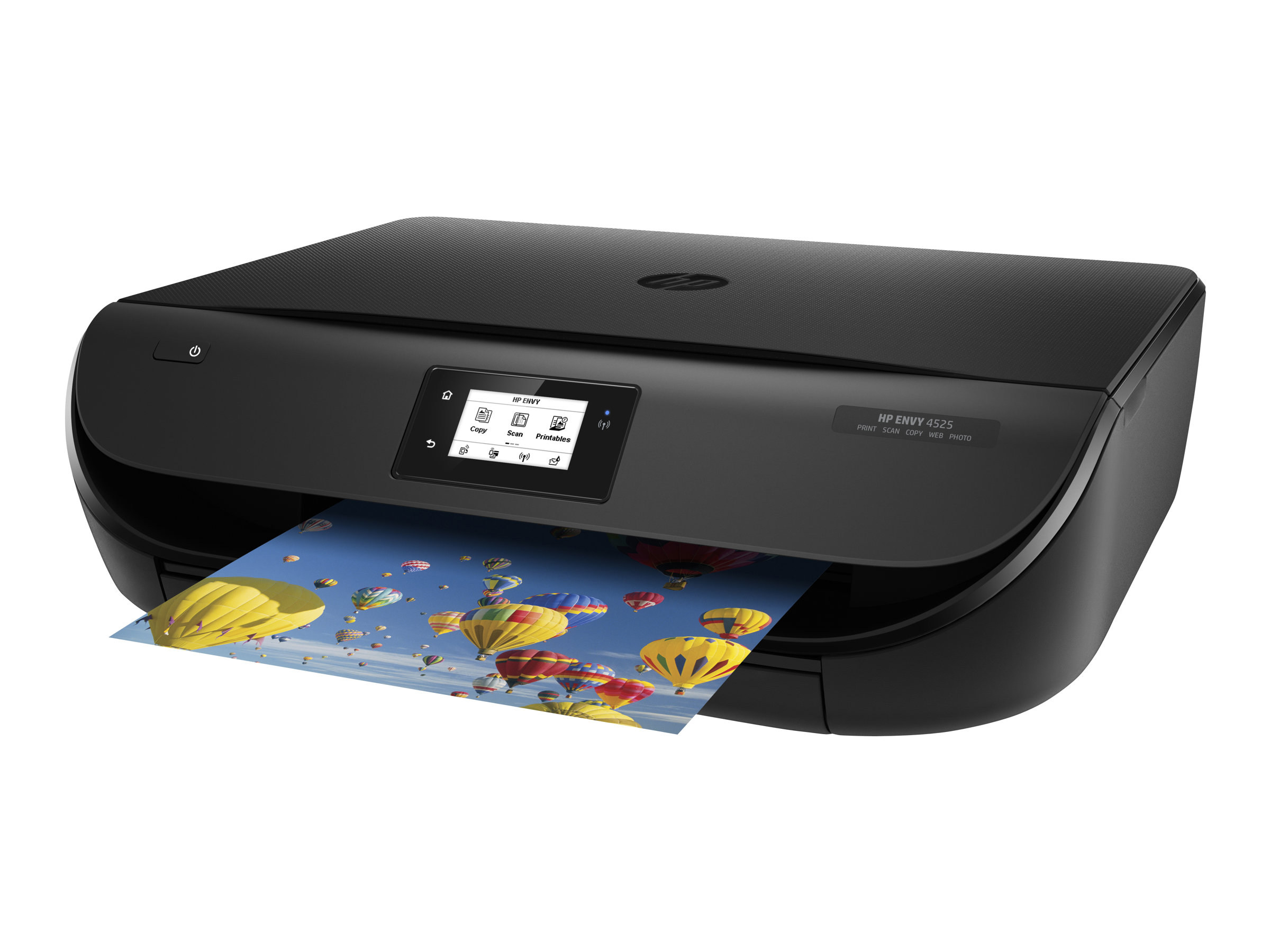 HP Envy 4525 All-in-One - Multifunktionsdrucker - Farbe - Tintenstrahl - 216 x 297 mm (Original) - A4/Legal (Medien)