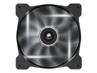 Corsair Air Series LED AF140 Quiet Edition - Case fan - 140 mm - white