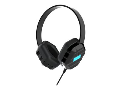 Gumdrop DropTech B1 Headset full size wired 3.5 mm jack black