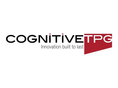 Cognitive - 12 - black - printer transfer ribbon