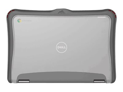 Brenthaven Edge Notebook carrying case gray, clear for Dell Chrom