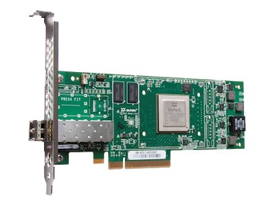 QLogic 16Gb FC Single-Port HBA - Hostbus-Adapter - PCIe 3.0 x4 - 16Gb Fibre Channel - für System x3100 M5; x3250 M4; x35XX M4; x3650 M4 HD; x3690 X5; x36XX M3; x3755 M3; x3850 X5