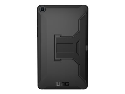 UAG Rugged Case w/ Kickstand for Samsung Galaxy Tab 10.1 Scout Black Back cover for tablet