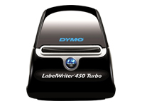 Picture of DYMO LabelWriter 450 Turbo - label printer - monochrome - direct thermal (S0838860)