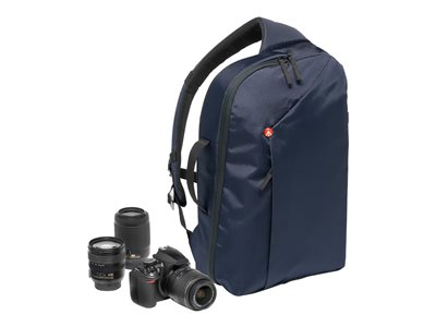 NX - Tragetasche for digital photo camera with lenses / notebook / tripod