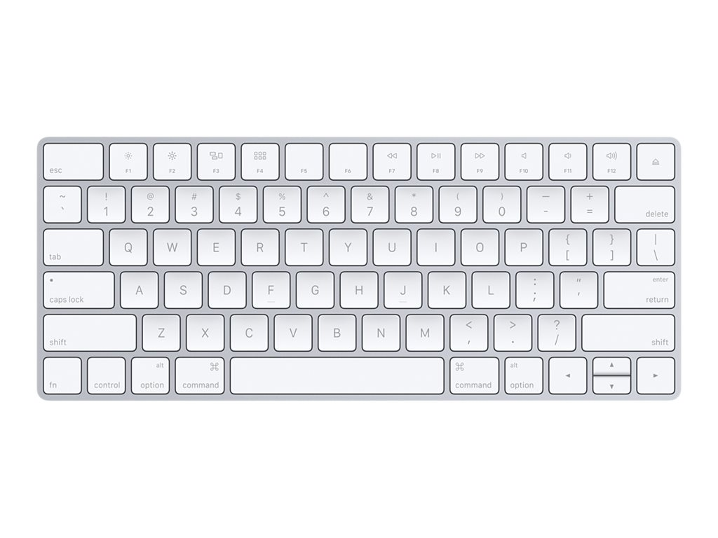 Apple Magic Keyboard - Tastatur - Bluetooth - Englisch - US