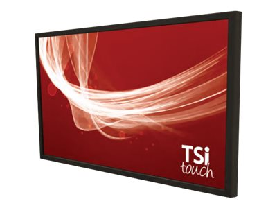 TSItouch Touch overlay w/ LED display multi-touch (10-point) infrared wired USB