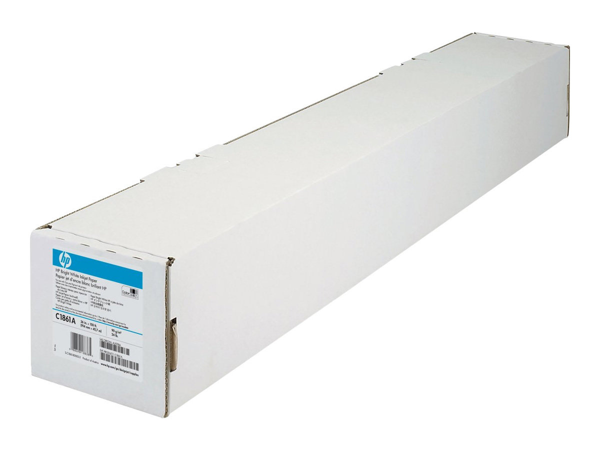 HP Inc. HP Papier bright white 91,4cm C6810A